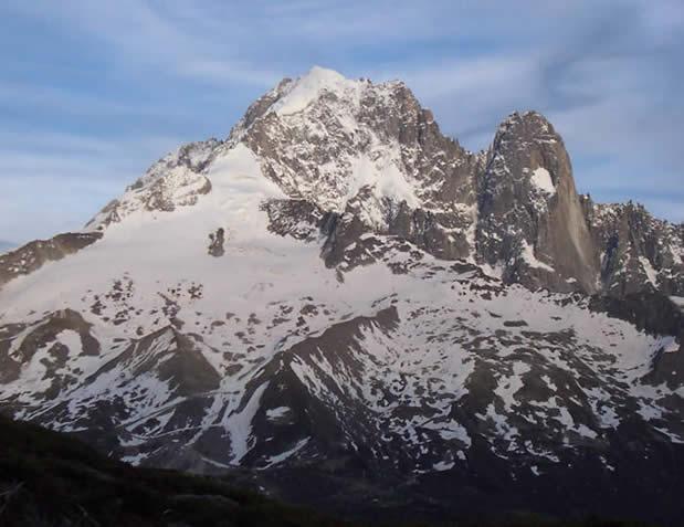 Aiguille Verte (4122 m)