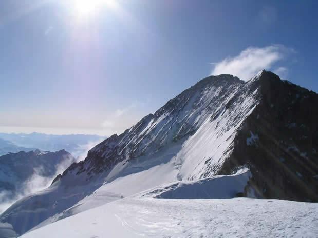 Barre des Ecrins (4101 m)