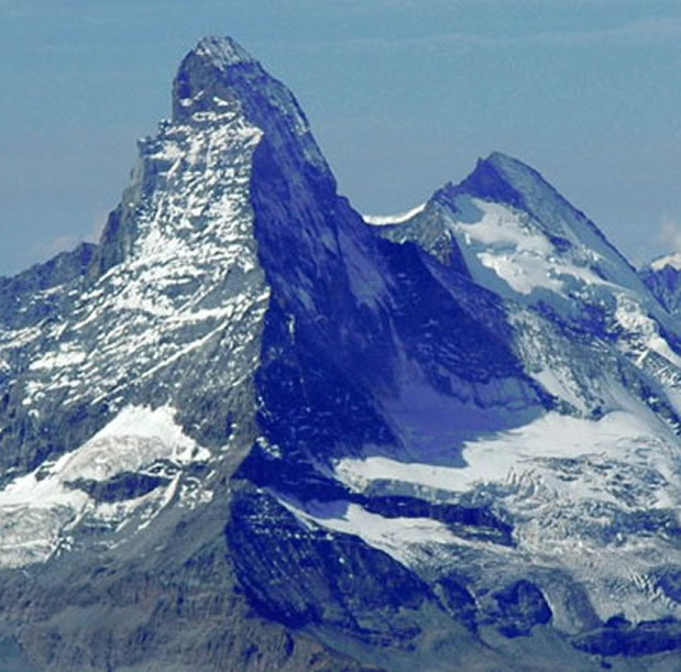 Matterhorn (4478 m) foto Klemen Gričar