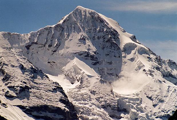 Monch (4107 m)
