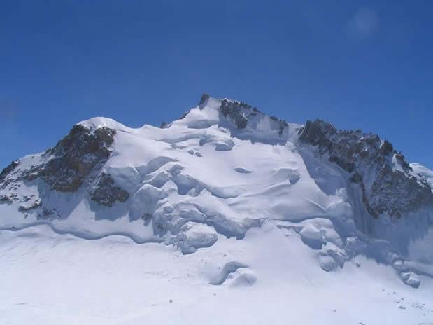 Mont Maudit (4465 m)