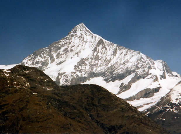 Weisshorn (4505 m)