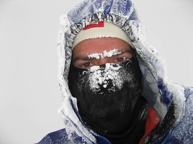 Zaščita pred vetrom in snegom