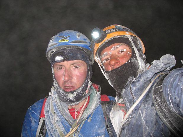 Na vrhu Mont Blanca